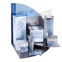 Mineral care toonbankdisplay