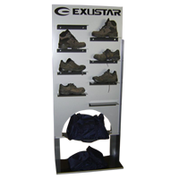 Exustar display